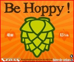 biere BE HOPPY sedan