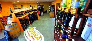 Cav'ale bière et vins