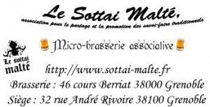 brasserie Le Sottai Malté