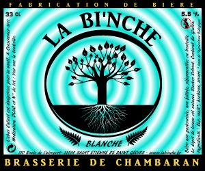 biere La BI'NCHE Blanche