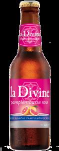 La Divine Pamplemousse rose biere gayant