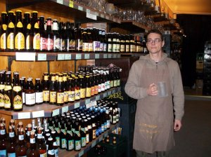 L'échoppe de Bières