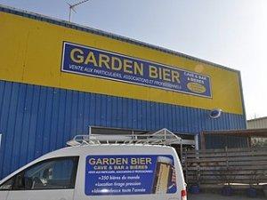 Garden bier bar Landerneau