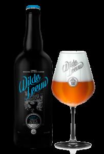 Wilde Leew Biere double IPA