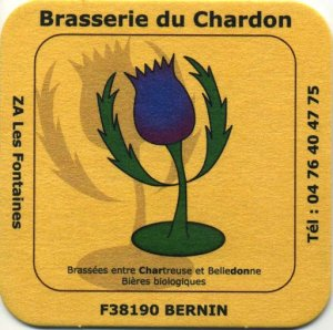 Brasserie du chardon