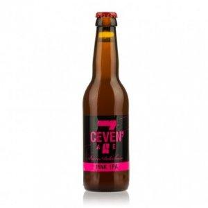 biere Ceven'ale India Pale Ale Artisanale Pink IPA